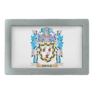 Doyle Coat of Arms - Family Crest Rectangular Belt Buckles