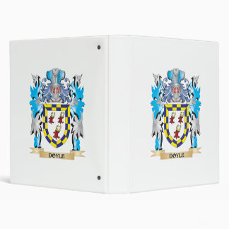 Doyle Coat of Arms - Family Crest Binders