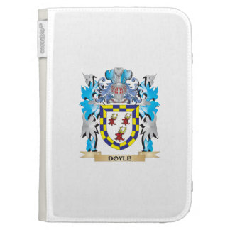 Doyle Coat of Arms - Family Crest Kindle Cover