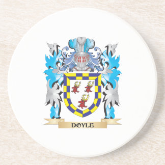 Doyle Coat of Arms - Family Crest Coasters