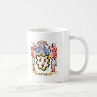 Doyle Coat of Arms - Family Crest Coffee Mug