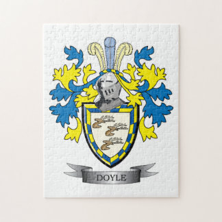 Doyle Coat of Arms Jigsaw Puzzle