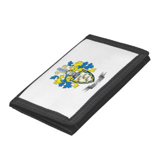 Doyle Coat of Arms Tri-fold Wallets