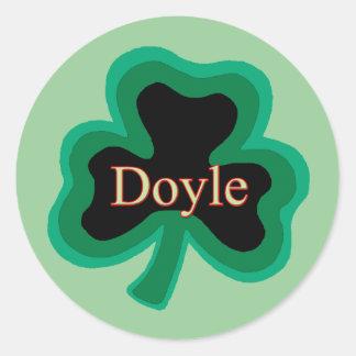 Doyle Family Classic Round Sticker