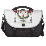 Doyle Family Crest Computer Bag