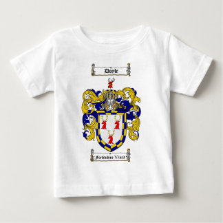 DOYLE FAMILY CREST -  DOYLE COAT OF ARMS BABY T-Shirt