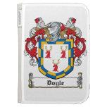 Doyle Family Crest Kindle Keyboard Cases