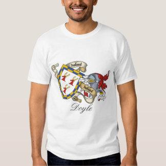 Doyle Family Crest T Shirt