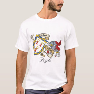 Doyle Family Crest T-Shirt