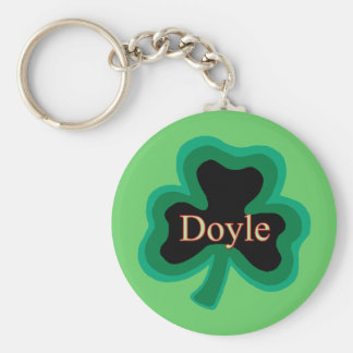 Doyle Family Keychain