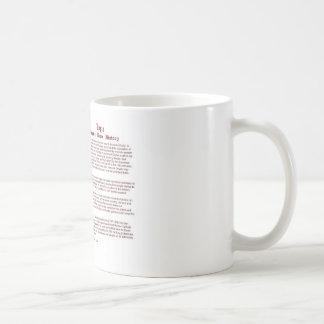 Doyle (history) coffee mug
