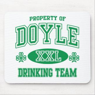Doyle Irish Drinking Team Mouse Pad