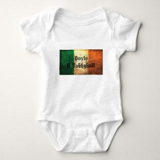 Doyle Irish Flag Baby Bodysuit