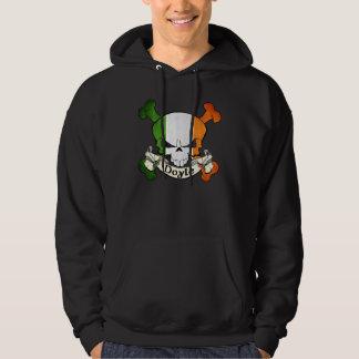 Doyle Irish Skull Hoodie