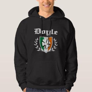Doyle Shamrock Crest Hoodie