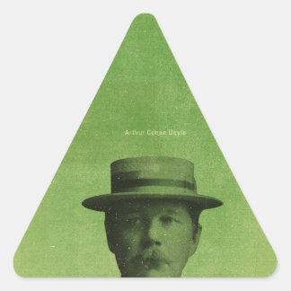 Doyle Triangle Sticker
