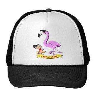 DoYouMango - Flamingo! Trucker Hat