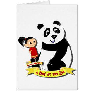 DoYouMango - Panda! Card