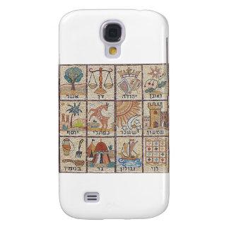 Doze Tribos de Israel Samsung Galaxy S4 Cover