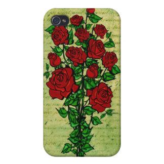 Dozen Roses iPhone 4 Covers
