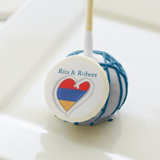 Dozen Vanilla Cake Pops Armenian Favors