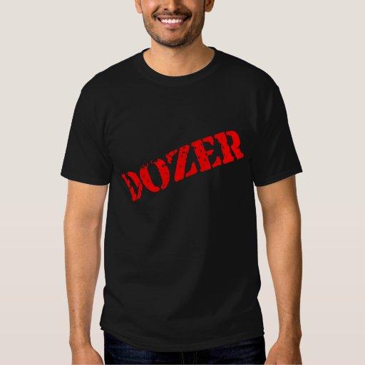 Dozer Black & Red T-Shirt