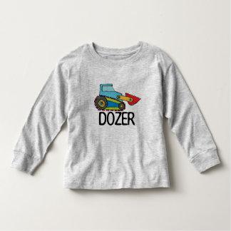 Dozer Bulldozer Transportation T Shirt