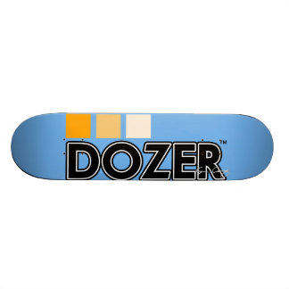 Dozer™ Cummings Squares Skate Board Deck
