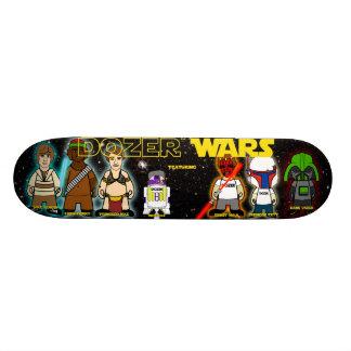 Dozer™ Dozer Wars Team Skateboard