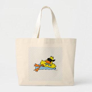 Dozer Duck Canvas Bag