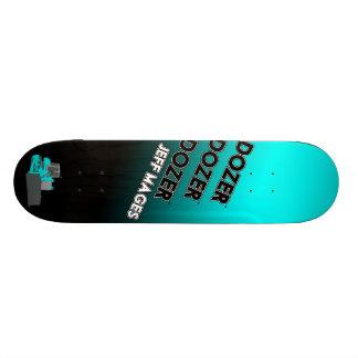 Dozer™ Gradients Jeff Mages Deck Skate Boards