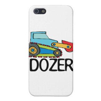 Dozer iPhone SE/5/5s Cover