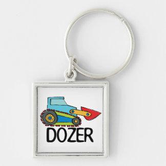 Dozer Keychain