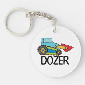 Dozer Acrylic Key Chains