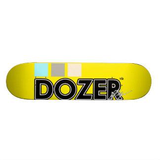 Dozer™ Mages Squares Custom Skate Board