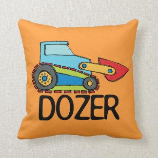 Dozer Pillow
