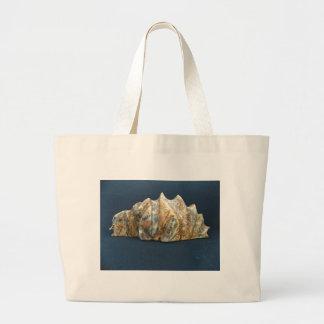 Dozing Dinosaur Large Tote Bag