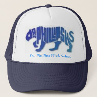 dp, Dr. Phillips High School Trucker Hat