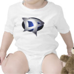 DP Logo Baby outfit Tshirt