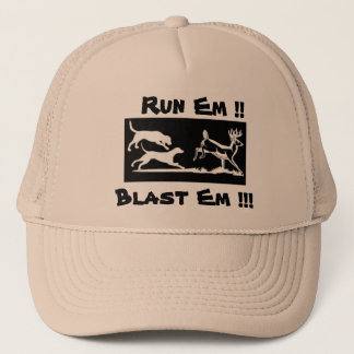 DP Outdoors Blast Em Trucker Hat