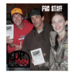 DP Outdoors Pro Staff Poster