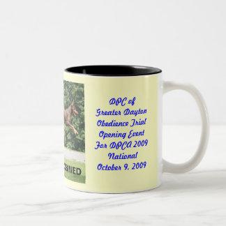 DPC of Greater Dayton Two-Tone Coffee Mug