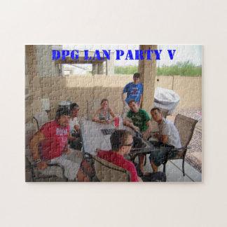 DPG LAN Party Puzzle