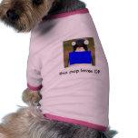 DPICON, this pup loves DP Doggie Tee Shirt