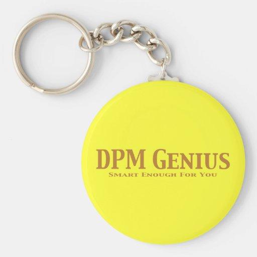 DPM Genius Gifts Keychain