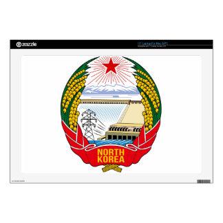 DPRK (North Korea) Emblem Decals For Laptops