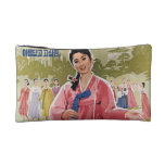 DPRK Prop Korean Dress Cosmetic Bags