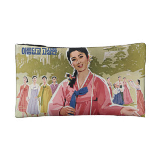 DPRK Prop Korean Dress Makeup Bag