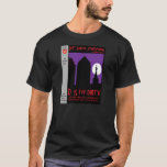 DPT Business School Pulp Novel T-Shirt