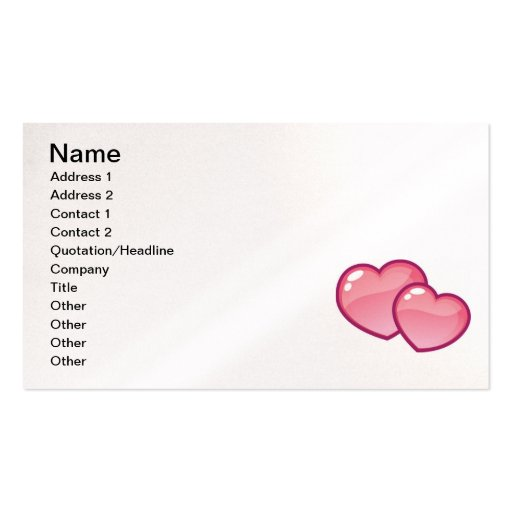 dQ2j6 Double-Sided Standard Business Cards (Pack Of 100)